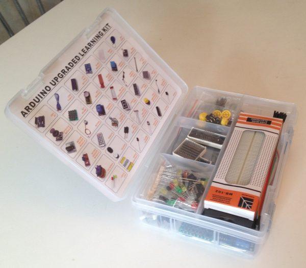kit de inicio Arduino
