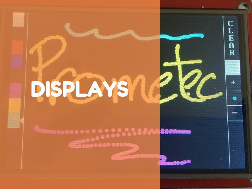 Índice pantallas