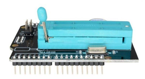 Grabador ISP arduino