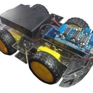 Robot Rover 4x4