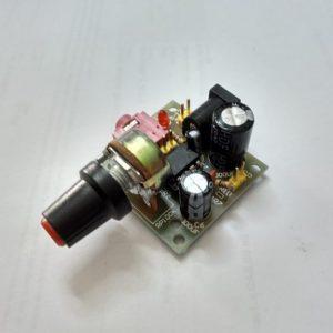 Amplificador Audio 10W