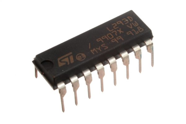 circuito intregrado l293d