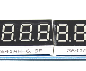 Display 8 digitos